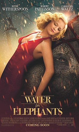 Water for Elephants 300x500