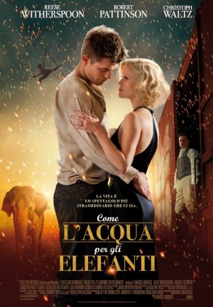 Water for Elephants 636x915