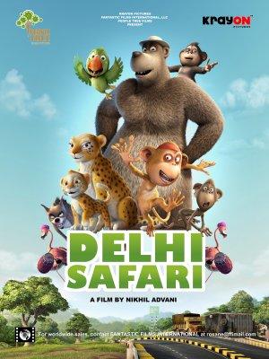 Delhi Safari 3750x5000