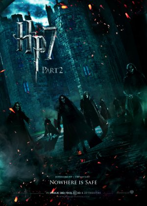 Harry Potter and the Deathly Hallows: Part 2 659x923