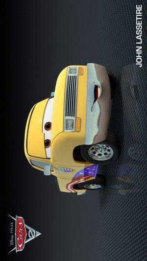 Cars 2 1600x2844