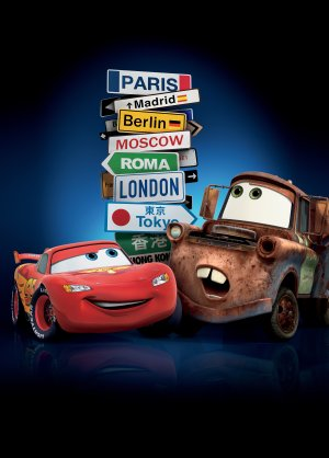 Cars 2 3587x5000