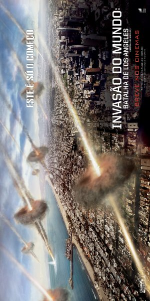 Battle Los Angeles 2450x4900