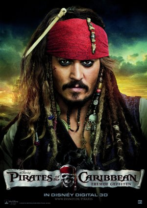 Pirates of the Caribbean: On Stranger Tides 2807x3969