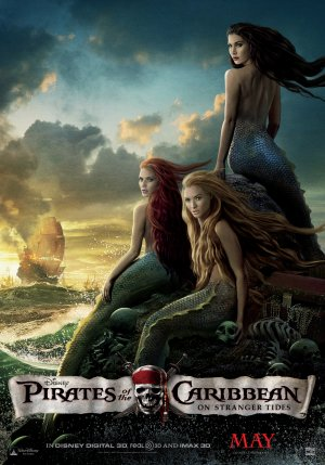 Pirates of the Caribbean: On Stranger Tides 2308x3300