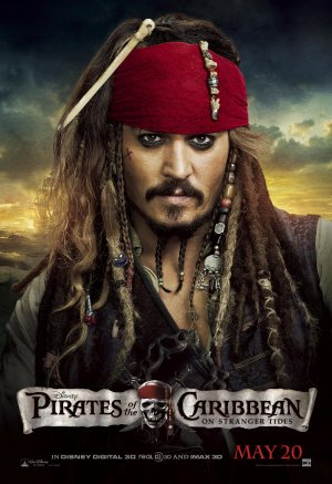 Pirates of the Caribbean: On Stranger Tides 3429x5000