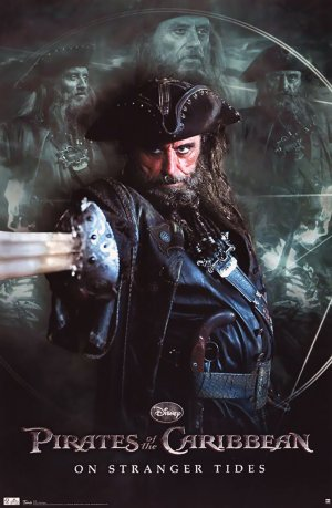 Pirates of the Caribbean: On Stranger Tides 810x1239