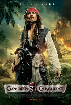 Pirates of the Caribbean: On Stranger Tides 2575x3818