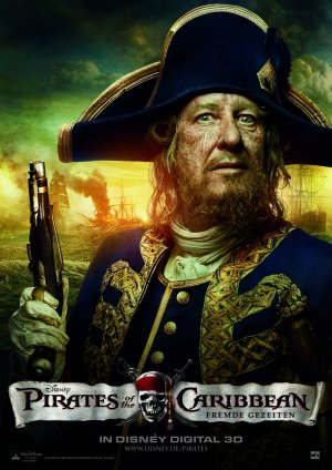 Pirates of the Caribbean: On Stranger Tides 2806x3969