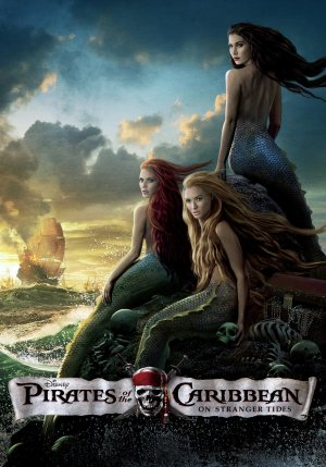 Pirates of the Caribbean: On Stranger Tides 2300x3289