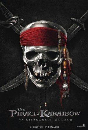 Pirates of the Caribbean: On Stranger Tides 500x734