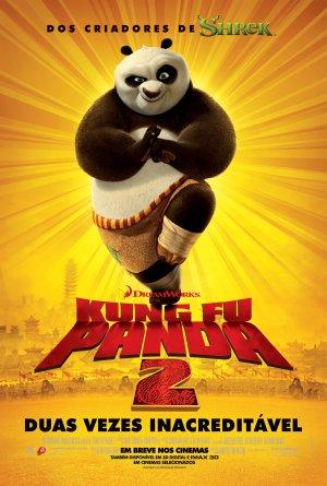 Kung Fu Panda 2 2388x3543
