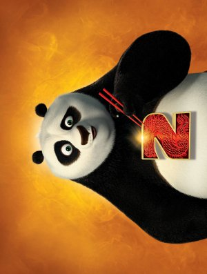 Kung Fu Panda 2 3781x5000