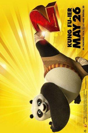 Kung Fu Panda 2 652x980