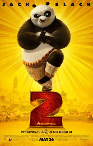 Kung Fu Panda 2 1466x2290