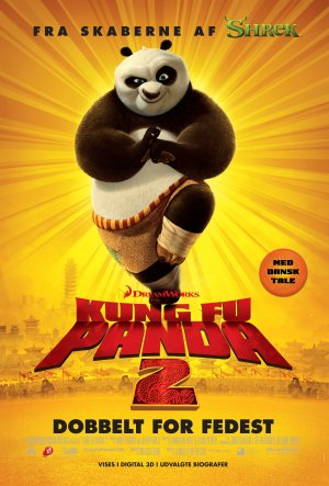 Kung Fu Panda 2 3384x5000