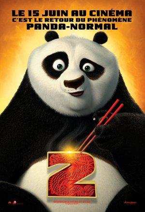 Kung Fu Panda 2 3429x5000