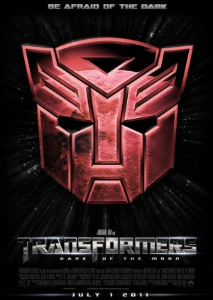Transformers: Dark of the Moon 550x773