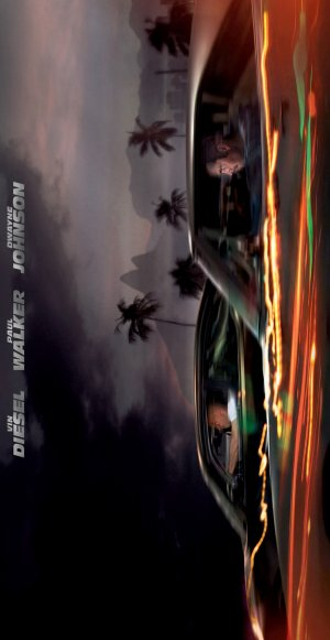 Wild Speed: Mega Max 2581x5000