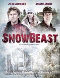 Snow Beast poster