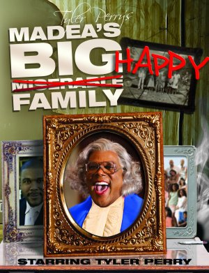Madea's Big Happy Family 2588x3375