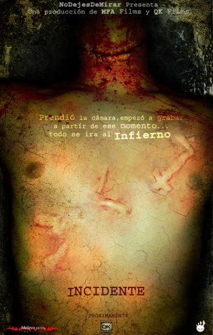 Incidente Poster