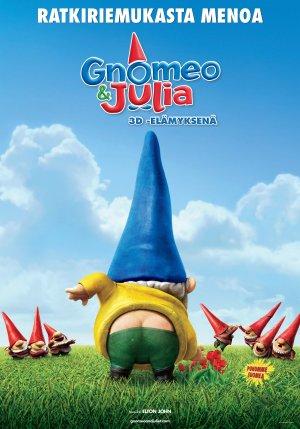 Gnomeo & Julia 2480x3543