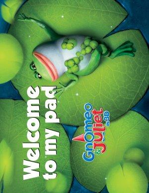 Gnomeo & Julia 3878x5000