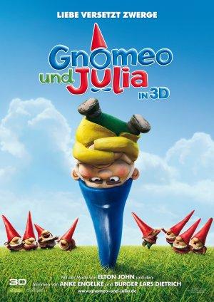 Gnomeo & Julia 3538x5000