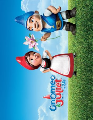 Gnomeo & Julia 3884x5000