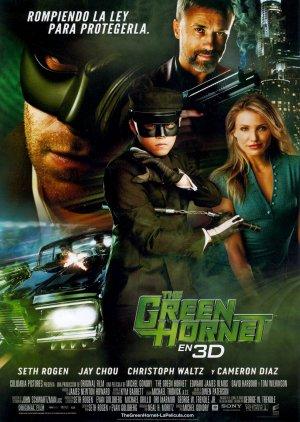 The Green Hornet 2132x3000