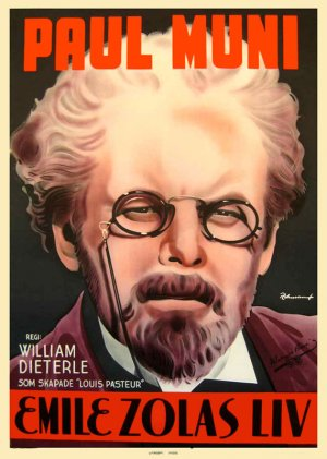 The Life of Emile Zola 570x800