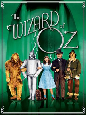 The Wizard of Oz 2671x3600