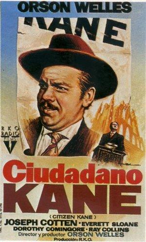 Citizen Kane 605x1000