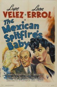 The Mexican Spitfire's Baby poster