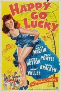 Happy Go Lucky poster