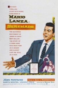 Serenade poster