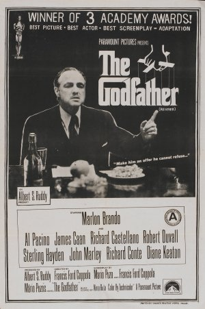 The Godfather 1927x2896