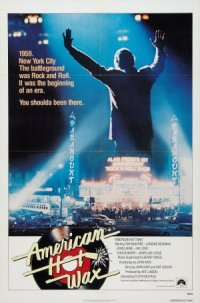 American Hot Wax poster