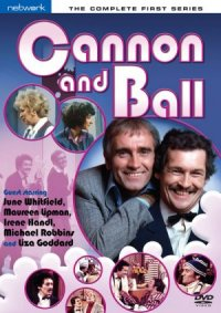 Cannon and Ball poster