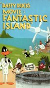 Daffy Duck's Movie: Fantastic Island Cover