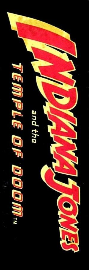 Indiana Jones and the Temple of Doom 334x1006