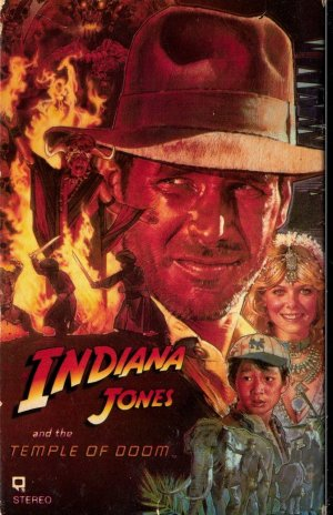 Indiana Jones and the Temple of Doom 828x1282