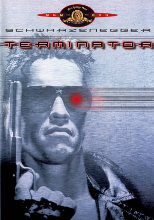 The Terminator Dvd cover