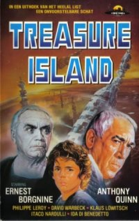 Space Island poster