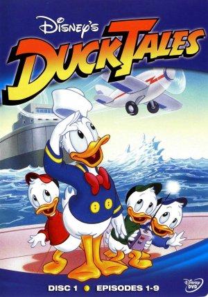 DuckTales - Neues aus Entenhausen 1652x2359