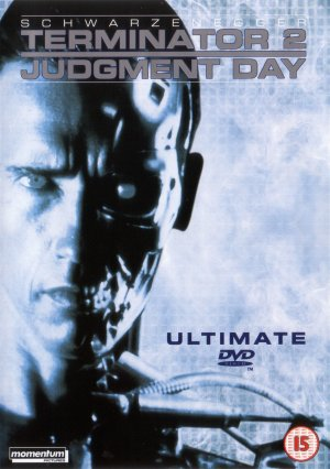 Terminator 2: Judgment Day 1533x2175
