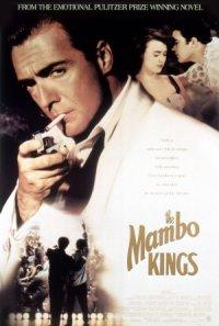 Mambo Kings poster