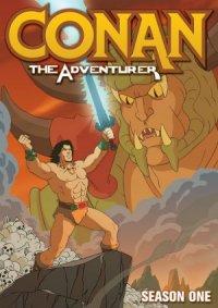 Conan: The Adventurer poster
