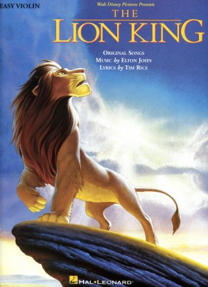 The Lion King 3400x4679
